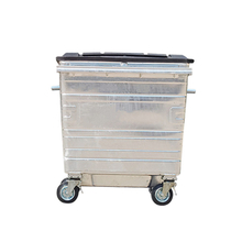 1100L-6-1 Hot Dip Galvanized Black Steel Belt Powder Coating Dust Box
