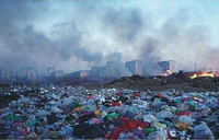 The History of Burning Trash Can for Energy